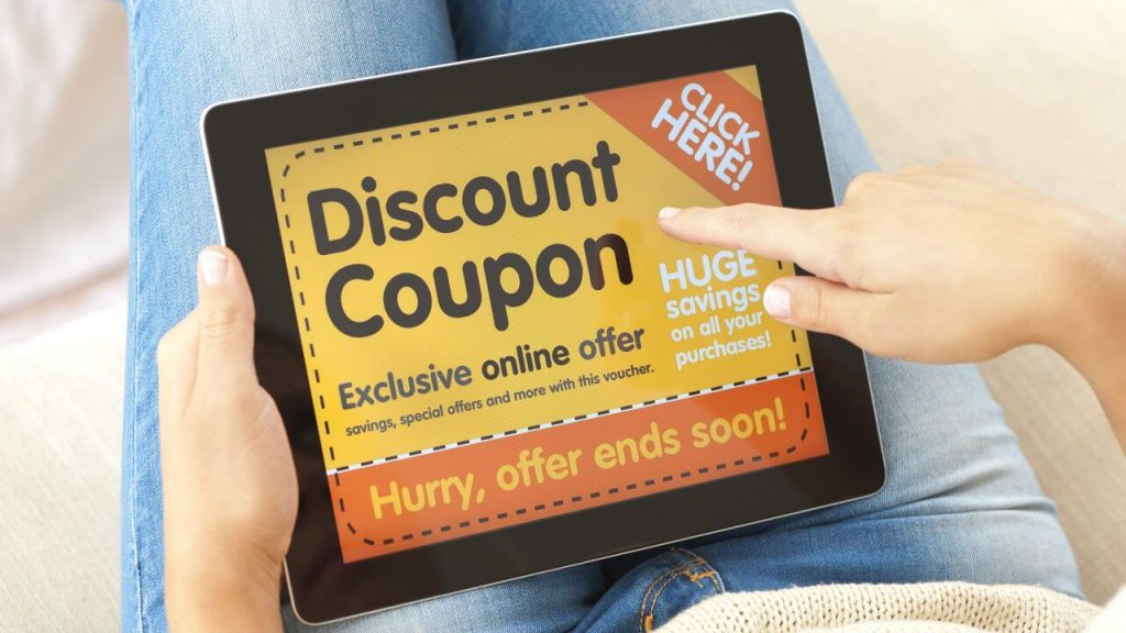 discounts and coupons in affilitae marketing