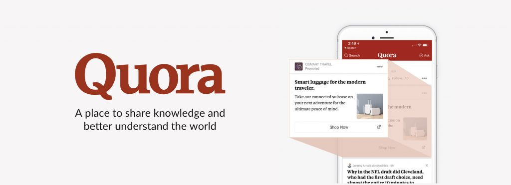Finding new topics through Quora in 2021